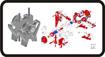 REM™ Резервни части за подбивни агрегати за P&T жп машини