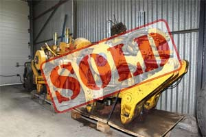 TWO (2) USED TAMPING UNITS 08-16SP