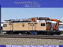 Самоходен вагон Plasser (жп междурелсие 1435 мм) за Продажба