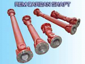 REM.KGW180.0950.110.00 Cardan Shaft (Replace Plasser KGW180.0950.110.00 Cardan Shaft)