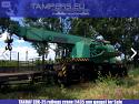 Железопътен кран EDK-25 TAKRAF (жп междурелсие 1435 мм) за Продажба