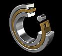 REMUD62.2610P Roller Bearing FAG C4 (Replace Plasser UD62.2610P)