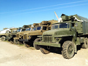 Среден артилерийски влекач - АТС-59Г {Демилитаризиран} за Продажба