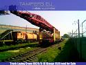 Пътеполагащ ЖП кран УК-25/9-18 (след основен ремонт 2014 година, междурелсие: 1435 мм) за Продажба
