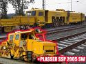 Plasser Подбивна жп машина Tamper Unimat 08-275/3S+SSP 2005 SW {1435 mm жп релсие} под Наем в Чехия (Европа)