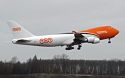 TNT's express freight shipping service