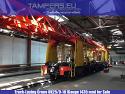 Пътеполагащ ЖП кран УК-25/9-18 (след основен ремонт 2014 * година, междурелсие: 1435 мм) за Продажба