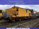 Used CATENARY WAGON (Broad Gauge Track: 1435 mm) for Sale