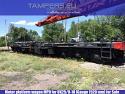 Платформа МПД за Пътеполагащ ЖП кран УК-25/9-18 (след основен ремонт 2016 година, междурелсие: 1435 мм) за Продажба