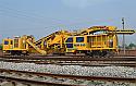 REM Z45-II Ballast cleaning machine {II generation}