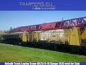 Пътеполагащ ЖП кран УК-25/9-18 (след основен ремонт 2019 година, междурелсие: 1435 мм) за Продажба