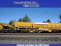 Plasser Хопер Вагони MFS-100 (1435 мм междурелсие) за Продажба