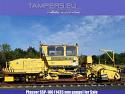 Ballast regulator Plasser SSP 100 (Production 1980 year, Gauge 1435 mm) for Sale