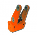 REM.UD17.673 TAMPING ARM OUTSIDE {Replace Plasser UD17.673}