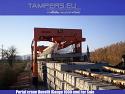 Реконструирани 2005 година Подемен кран / портален кран Donelli  (02 Броя к-т, Основен ремонт 2005 г., жп габарит 1000 мм) за Продажба