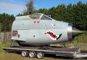 Ex-военна пилотската кабина XM191 за продажба
