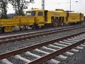 Plasser Подбивна жп машина Tamper Unimat 08-275/3S {1435 mm жп релсие} под Наем в Чехия (Европа)
