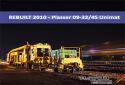 След Капитален 2010 - Универсална Подбивна ж.п. машина Plasser  09-32/4S  {Производство: 1999 година, Капитален ремонт: 2010 година} за Продажба