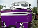 V60D BDJ 52-00. (REBUILT 2011) Diesel LOCOMOTIVE