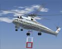 1976 - Мил Ми-10К Вертолет за Продажба