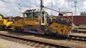 Plasser Планираща жп машина Tamper SSP-110 {1435 mm жп релсие} под Наем в Чехия (Европа)