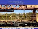 Пътеполагащ ЖП кран УК-25/9-18 (2004 година, междурелсие: 1435 мм) за Продажба