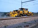 Plasser Планираща жп машина Tamper SSP-110 SW {1435 mm жп релсие} под Наем в Чехия (Европа)