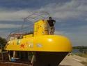 Дизел-електрически Туристическа Semi подводница {12 местна} за Продажба