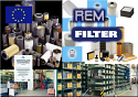 REM-62.05.1000.436 Filter (Replace Plasser 62.05.1000.436)
