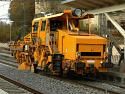 Plasser Планираща жп машина Tamper SSP 2005 SW {1435 mm жп релсие} под Наем в Чехия (Европа)