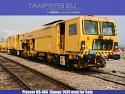Подбивна ж.п. машина Unimat 08-4X4/4S ( 2002 год., 1435 междурелсие) за Продажба