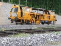 Plasser Подбивна жп машина Tamper Unimat 08-16 {1435 mm жп релсие} под Наем в Чехия (Европа)