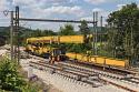 ЖП кран Gottwald GS 150.14 {80t, 1435 mm gauge} под Наем в Чехия (Европа)
