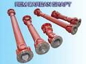 REM.KGW180.1000.110.00 Cardan Shaft (Replace Plasser KGW180.1000.110.00 Cardan Shaft)
