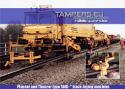 ЖП влак/верижен за капитален ремонт на жп пътя {След капитален ремонт 2012* год.} SMD* Плассер за Продажба
