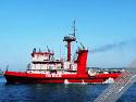 Нов Морски Буксир-Противопожарен Спасителен Кораб  {Клас А, 38 m, проект 008} за Продажба