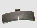 REM.WN146-900.K-2 КОЛОДКА КОМПОЗИТНА (Заменя Plasser WN146-900.K-2)