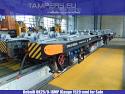 Платформа МПД за Пътеполагащ ЖП кран УК-25/9-18 (след основен ремонт 2017 година, междурелсие: 1435 мм) за Продажба