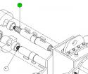 REM.GLF70.953 Вал (Заменя Plasser GLF70.953)