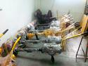 GEISMAR / Robel - след кап.ремонт 2014 с гаранция {10 БРОЯ, терфоно завиващи машини и др. инструменти} за Продажба