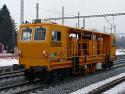 Динамичен стабилизатор Плассер DGS-90N {1435 mm жп релсие} под Наем в Чехия (Европа)