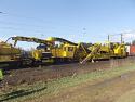 Plasser Пресевна машина ZRM 79+MFSD33 {1435 mm жп релсие} под Наем в Чехия (Европа)