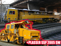 Plasser Подбивна жп машина Tamper 09-32 CSM+SSP 2005 SW {1435 mm жп релсие} под Наем в Чехия (Европа)