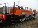 МПС-1 - Нова жп машина планиравъчно-стабилизираща {Несамоходен модул, жп междурелсие = 1 435 mm или 1520 мм или 1676 мм} за Продажба или по Оперативен лизинг