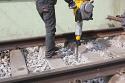 REM.D23 Ръчен жп подбивен инструмент с ДВГ (за подбиване/трамбоване) за Продажба