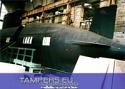 Дървена Подводница Модел за Продажба