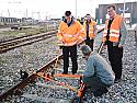 New ABT437Q Digital Track Gauge Trolley