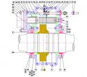 REM.U64.1302-E Gear wheel (Replace Plasser U64.1302-E or U64.1302-I)