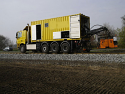 DAF CF 440  {49E1, R65, 60E1, 1435 mm жп релсие} под Наем в Чехия (Европа)