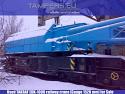 Железопътен кран EDK-1000 TAKRAF (1983 год. жп междурелсие 1520 мм) за Продажба